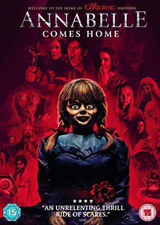 Review: Anabelle Comes Home